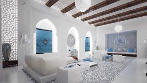 تصميم ديكورات مغربية في ابوظبي