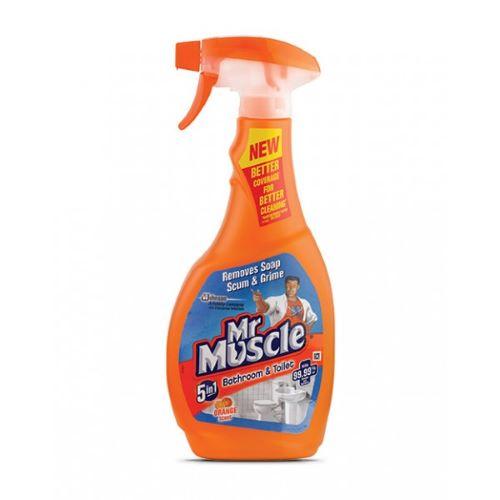 ماسل لتنظيف الحمامات