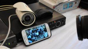 تركيب كاميرات مراقبة على الجوال ابوظبي