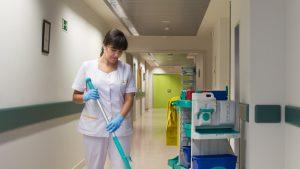 تنظيف المراكز الطبية في ابوظبي