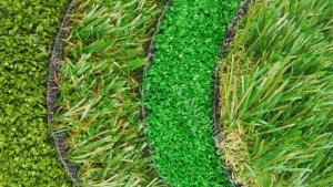 تركيب العشب في الفلل ابوظبي