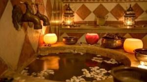 تجهيز الحمام المغربي