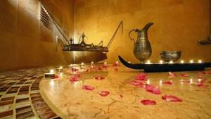 اكسسوارات الحمام المغربي